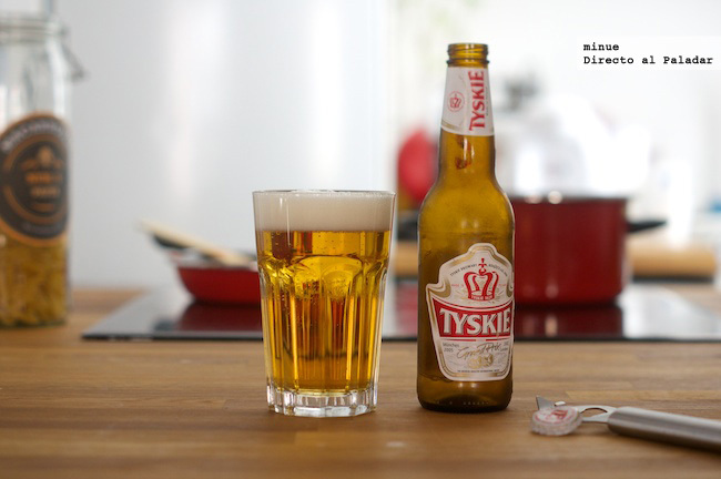 Cerveza Tyskie - 3