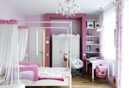 dormitorio infantil moscu