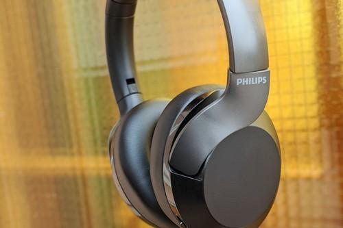 Philips PH805, análisis: dispuesto a rivalizar con auriculares de cancelación de ruido que doblan su precio