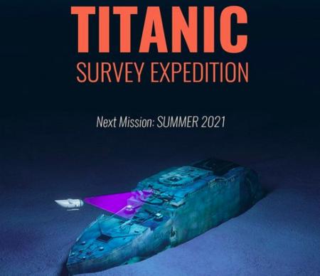 Las expediciones al pecio del Titanic están a punto de comenzar