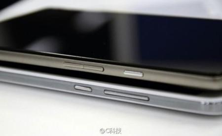 Huawei Ascend Mate 2 va tomando forma