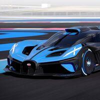 Bugatti Bolide Concept: 1,824 hp, más de 500 km/h como velocidad punta y un 0 a 100 en sólo 2.1 segundos