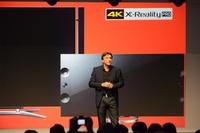 La apuesta en televisores de Sony durante el CES 2013