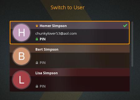 Plex estrena cuentas de usuario y controles parentales