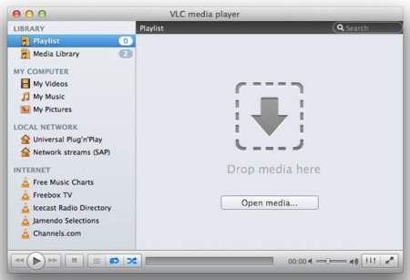 VLC 2.0 traerá una interfaz completamente renovada a Mac