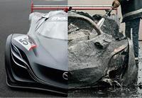 """""""Hola, somos Top Gear y hemos quemado el Mazda Furai Concept"""""""