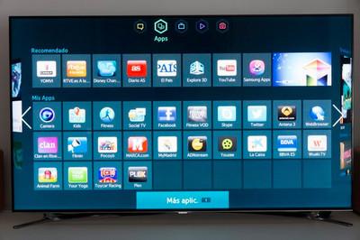 Las cadenas de televisión y sus aplicaciones para Smart TV