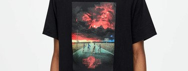 Stranger Things regresa a Pull&Bear con 1985 camisetas de edición limitada