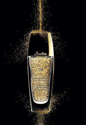 L'Or de Guerlain, base de maquillaje con oro 24 kilates