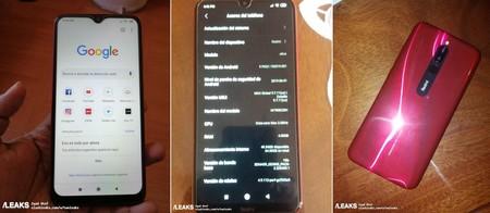 Xiaomi Redmi 8 Filtracion Especificaciones
