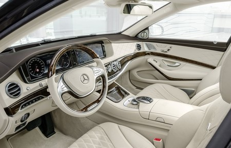Mercedes Maybach Clase S 1000 07
