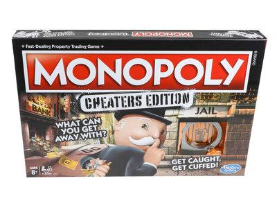 """Monopoly lanza una """"edición especial para tramposos"""" y a la gente le parece la idea definitiva"""