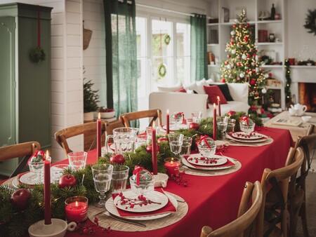 Maisons du Monde da la bienvenida a la Navidad 2021 con esta espectacular colección de vajillas, vasos y piezas deco