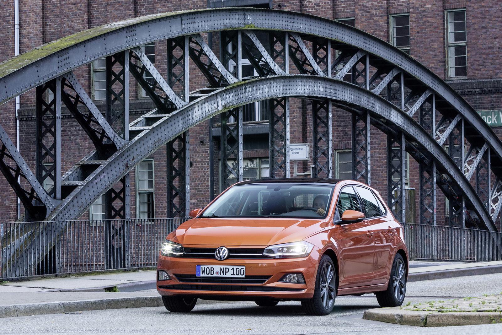 Foto de Volkswagen Polo 2018, toma de contacto (30/59)