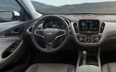 El Chevrolet Malibu vigilará a tus hijos cuando cojan el coche