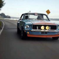 Este es Gulfstang, el Mustang del '68 que te hará dudar si es una abominación o una genialidad