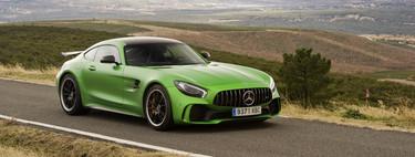 """Probamos el Mercedes-AMG GT R: un """"Hulk"""" de 585 CV con prestaciones para dejarte sin aliento"""