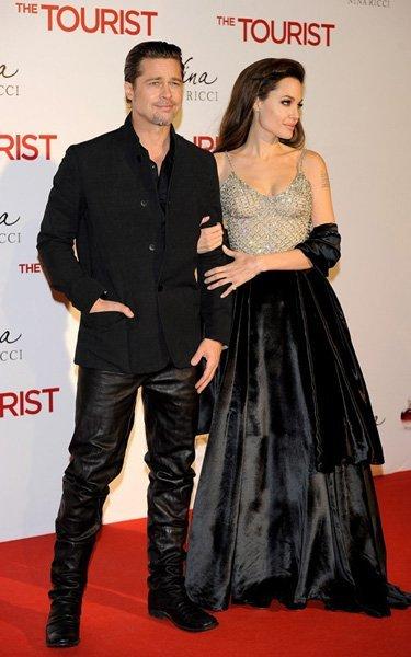 Angelina premiere Madrid