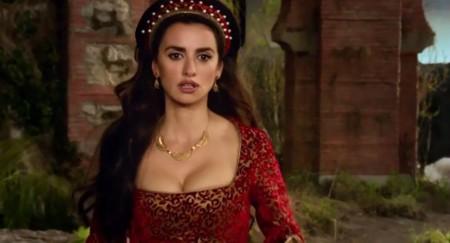 'La reina de España', tráiler de una de las grandes apuestas del cine español