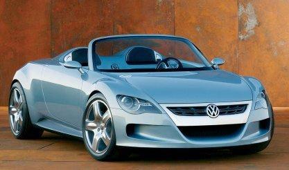 Volkswagen baraja la posibilidad de un roadster