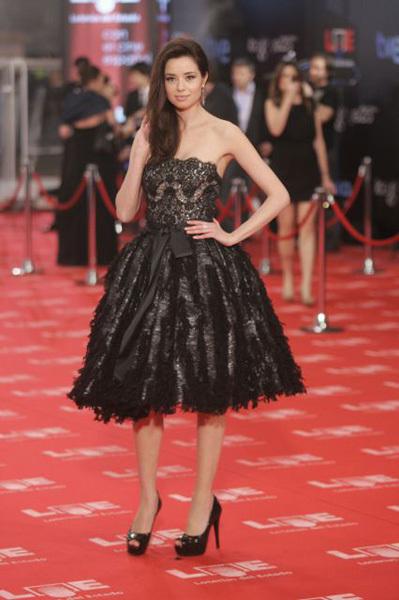 Foto de Alfombra roja de los Premios Goya 2011 (4/16)