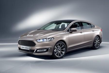 Ford Vignale, se renueva la gama más lujosa de la marca en Europa