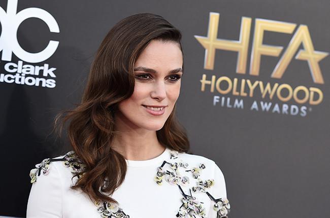 Hollywood Film Awards 2014 Keira Knightley
