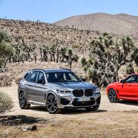 Con un nuevo 6 cilindros de hasta 510 CV y tracción integral. Así son los BMW X3 M y BMW X4 M