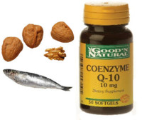 Coenzima Q10 para llenarte de energía