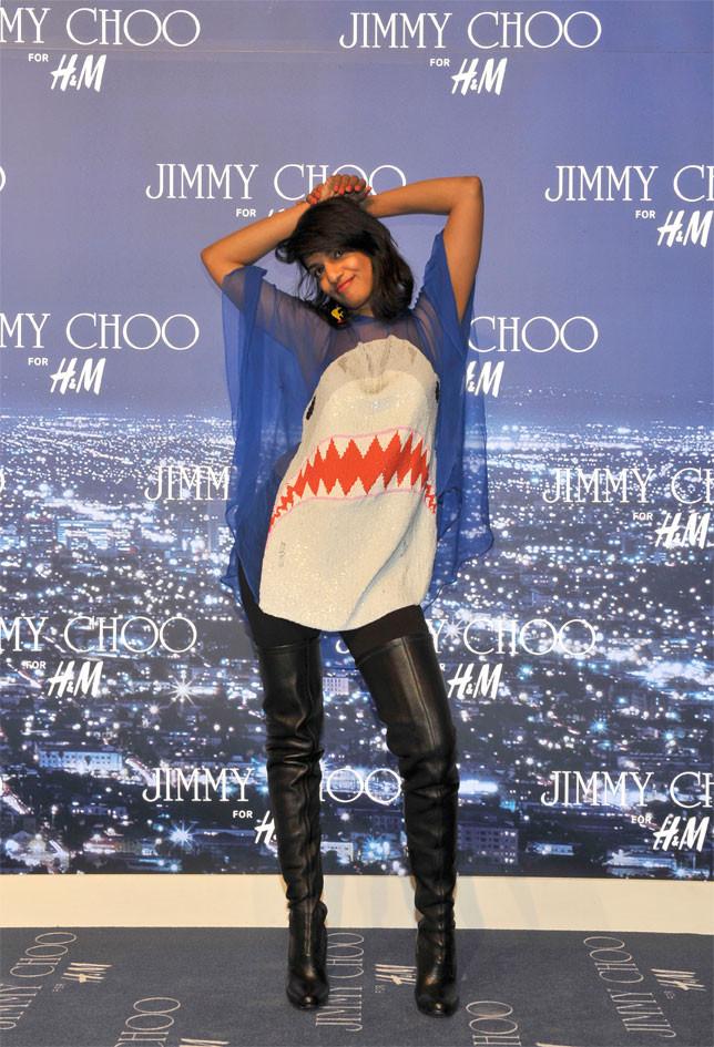 Foto de Fiesta de H&M y Jimmy Choo en Los Ángeles: los looks de Paris Hilton, Olivia Wilde y Hayden Panettiere entre otras invitadas (23/29)