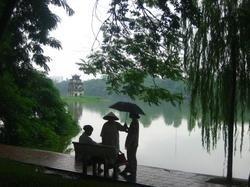 Hanoi: la capital romántica de Vietnam