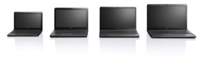 Los Sony Vaio E Series 11 completan una familia numerosa de portátiles
