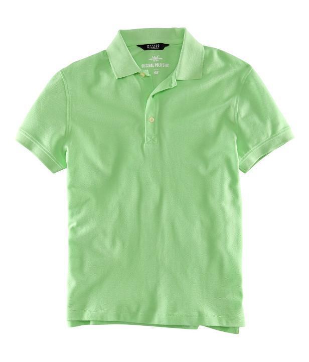 Polo verde H&M