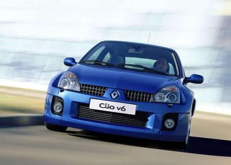 Renault Clio V6 Renault Sport 2003 1024 05