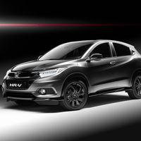 Honda HR-V Sport 2019: motor gasolina turbo de 182 CV y puesta a punto deportiva, para el mes de abril
