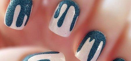 ¿Tus uñas gotean con estilo? Que no cunda el pánico, es la nueva tendencia viral del momento