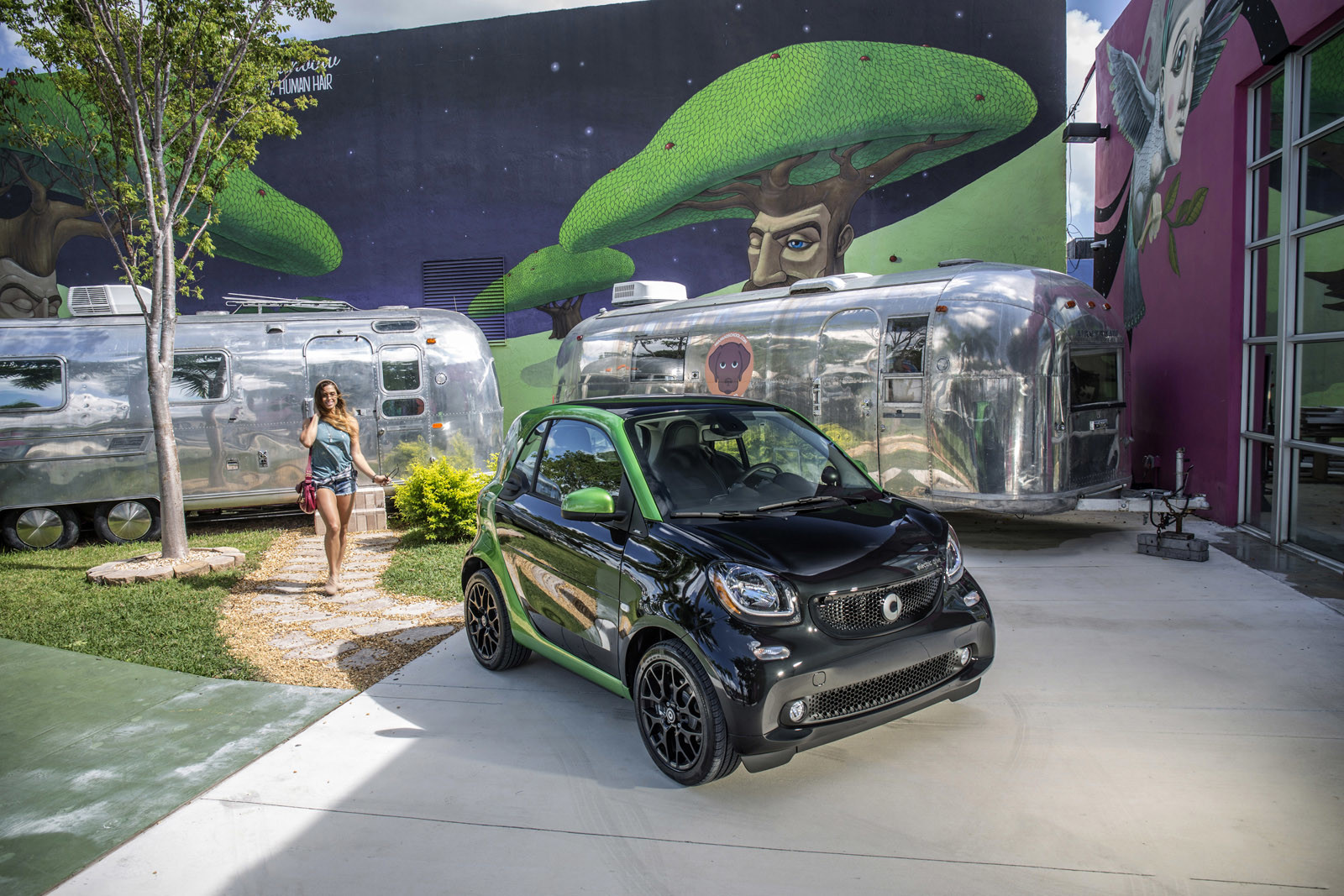 Foto de smart fortwo Electric Drive, toma de contacto (234/313)