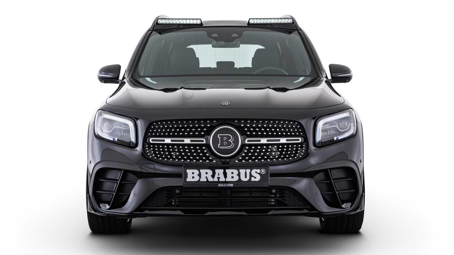 Foto de Mercedes-Benz GLB by Brabus (10/27)