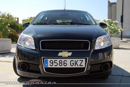 Chevrolet Aveo 1.2 GLP, prueba (parte 2)
