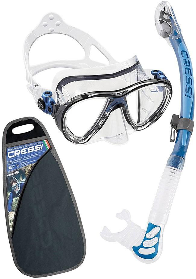 Tenemos dos ofertas flash en packs de Cressi para buceo y snorkel sólo hoy en Amazon