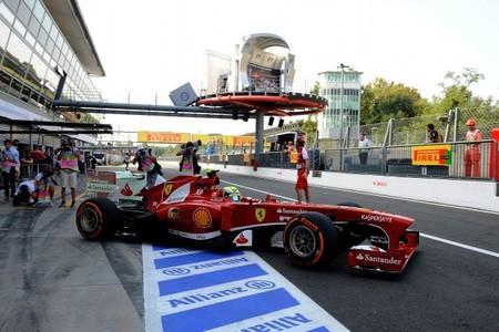 Ferrari probará piezas para 2014 durante los entrenamientos libres