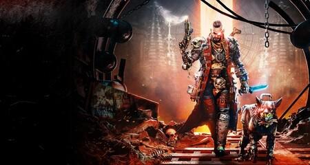 El FPS Necromunda: Hired Gun ya es oficial y confirma su lanzamiento para junio con un salvaje tráiler con gameplay