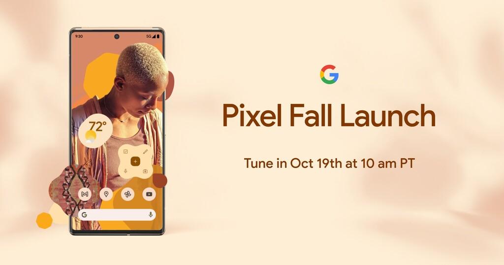 Los Google Pixel 6 ya tienen fecha de presentación: Google confirma que serán anunciados el 19 de octubre