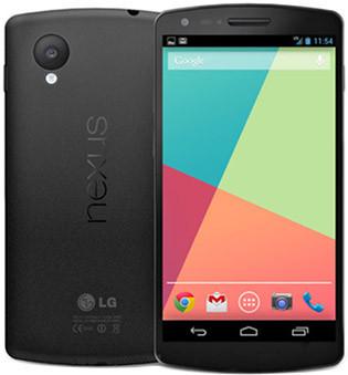 El Nexus 5 podría venderse en 299 dólares, aunque difícilmente llegue a un precio parecido en México