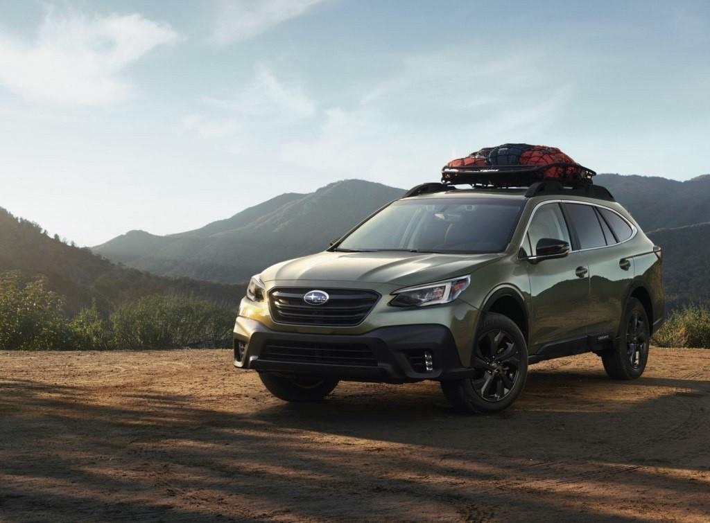 Foto de Subaru Outback se revela en el AutoShow de Nueva York (1/13)
