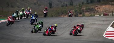 SBK Aragón 2020: Horarios, favoritos y dónde ver las carreras en directo