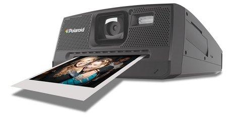 """Polaroid renace y ya está a la venta la Polaroid Z340 """"digital"""""""