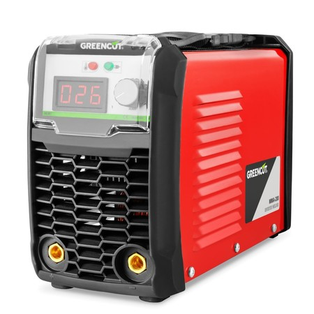 Oferta flash en la soldadora Greencut MMA200 Inverter Turbo ventilada: hasta medianoche costará 77,22 euros en Amazon