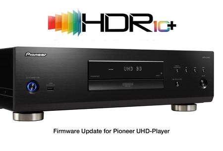Pioneer anuncia que dos de sus reproductores Blu-ray UHD se actualizarán para ser compatibles con HDR10+