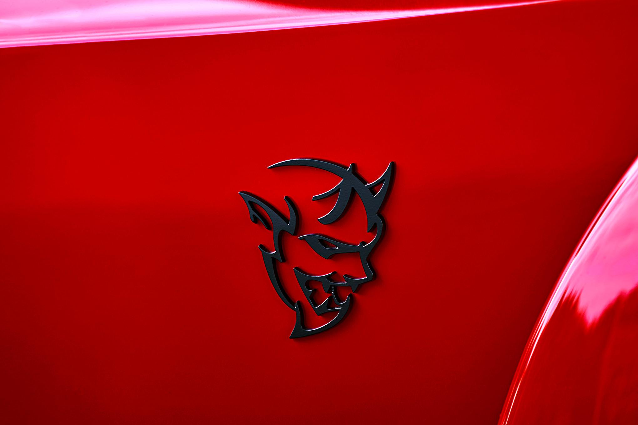 Foto de Dodge Challenger SRT Demon 2017 (62/82)
